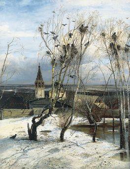 Aleksiej Sawrasow - Gawrony przyleciały
