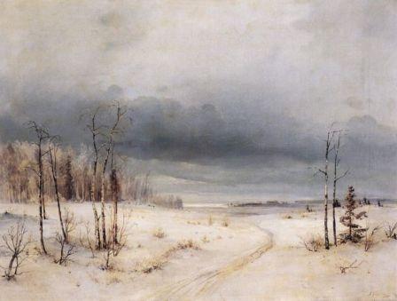 Aleksiej Sawrasow - Zima
