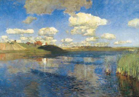 Izaak Lewitan - Jezioro
