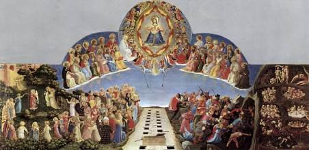 Fra Angelico - Sąd Ostateczny