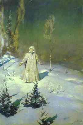 Wiktor Wasniecow - Śnieżynka