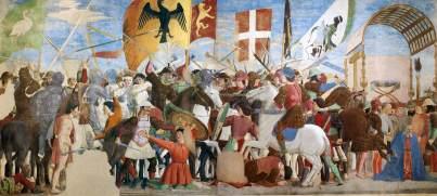 Piero della Francesca: Bitwa Herakliusza