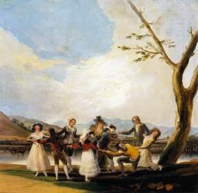 Francisco Goya - Ciuciubabka