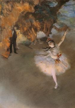 Edgar Degas - Gwiazda
