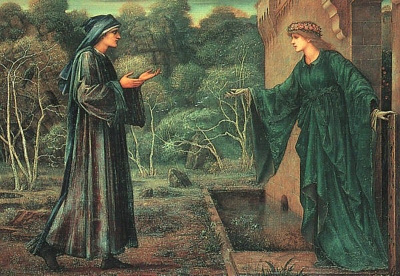 Edward Burne Jones: Pielgrzym