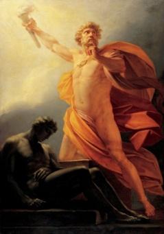 Heinrich Füger: Prometeusz