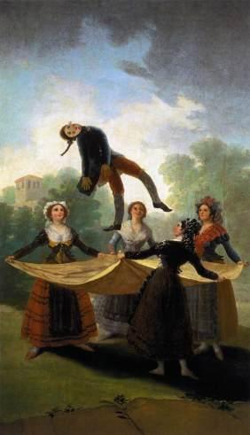 Francisco Goya - Kukła