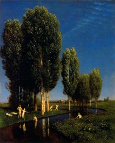 Arnold Böcklin - Letni dzień