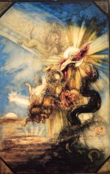Gustave Moreau - Faeton