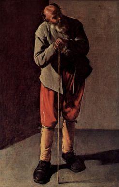 Georges de La Tour - Starzec