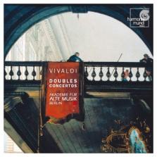 Antonio Vivaldi - Koncerty podwójne (okładka płyty)
