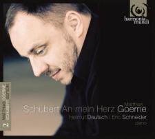 Franciszek Schubert: An mein Herz (okładka płyty)