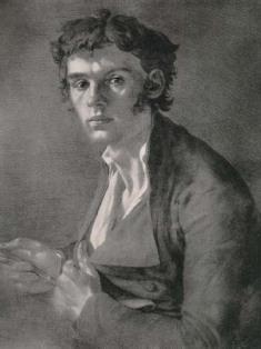 Autoportret (sztych)