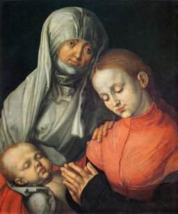 Św. Anna Samotrzeć