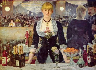 Bar w Folies-Bergere