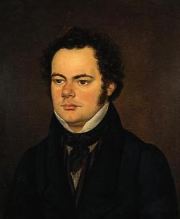 Franciszek Schubert ok. roku 1827