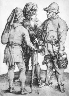 Wieśniacy (miedzioryt)