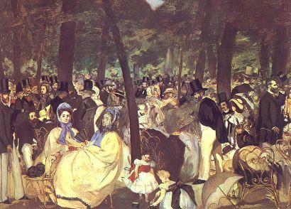 Muzyka w Tuileriach