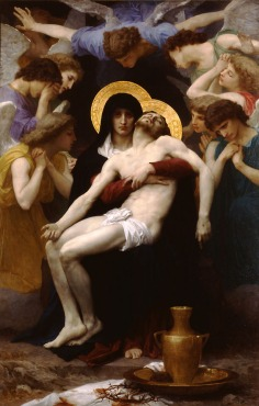 William Bouguereau: Pieta
