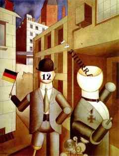 George Grosz: Republika automatów