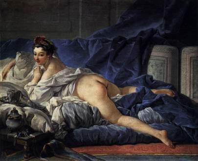 François Boucher: Wielka odaliska