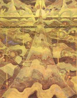 Michał Ciurlionis: Sonata gwiezdna. Allegro