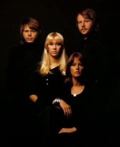 ABBA w 1977 roku