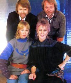 ABBA u schyłku 1982 roku