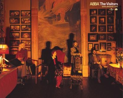 """The Visitors"" (1981) - okładka albumu"