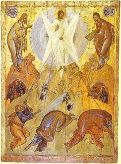 Teofan Grek: Przemienienie Pańskie