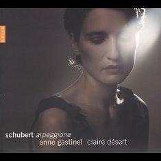 Franciszek Schubert: Sonata na fortepian i arpeggione (okładka płyty)