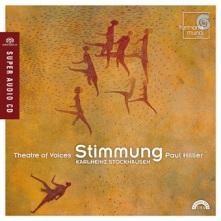 Karlheinz Stockhausen: Stimmung (okładka płyty)