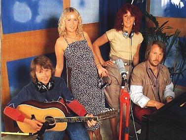 ABBA w 1981 roku: sesja nagraniowa