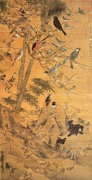 Bian Wenjin: Trójka przyjaciół i setka ptaków