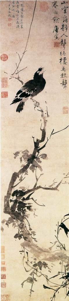 Tang Yin: Ptak