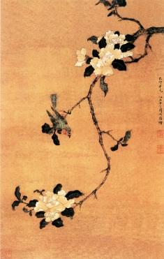 Zhou Shuxi: Kamelia i samotny ptak