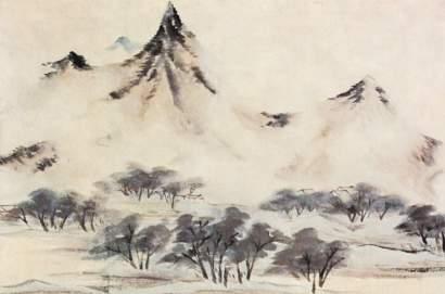 Ch'en Shun: Szczyty w chmurach