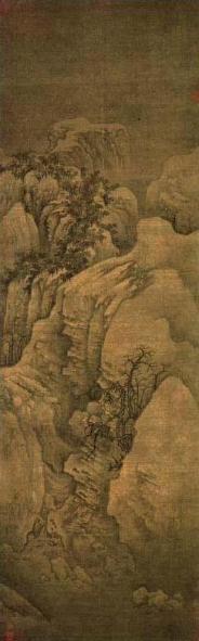 Guo Xi: Głęboka dolina