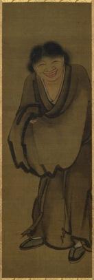 Han Shan (domniemany portret)