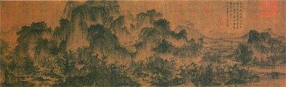 Li Cheng: Bujny las pośród odległych skał