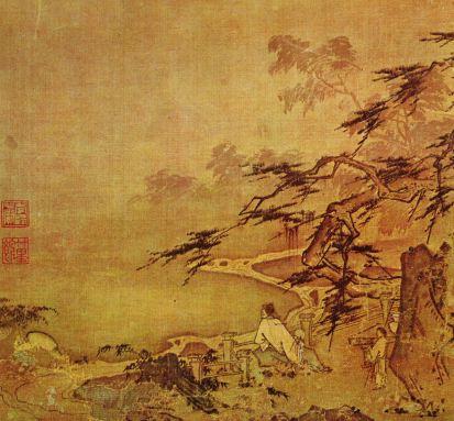 Ma Lin: Nad brzegiem rzeki
