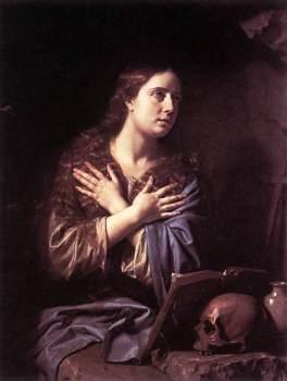 Philippe de Champaigne: Pokutująca Magdalena
