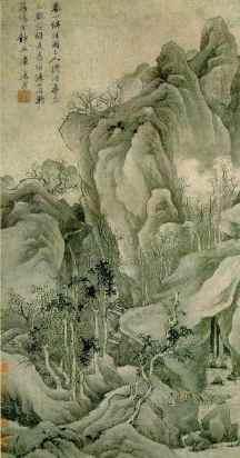 Tang Yin: Pejzaż