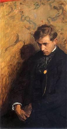 Wojciech Weiss: Melancholik