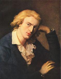 Anton Graff: Portret Friedricha Schillera