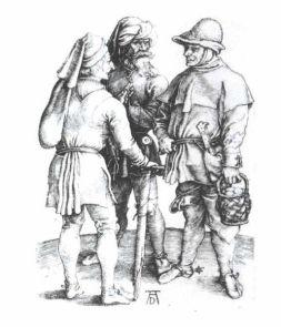 Albrecht Dürer: Wieśniacy