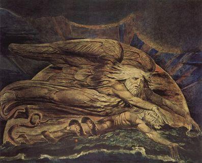 William Blake: Stworzenie człowieka