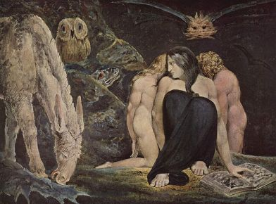 William Blake: Hekate