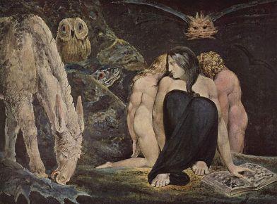 William Blake: Hekate