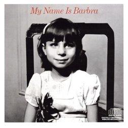"""Dwunastoletnia Barbra na okładce platynowego albumu """"My Name Is Barbra"""" (1965)"""